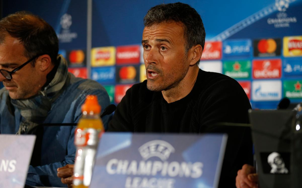Luis Enrique: Celtic Park is one of the finest settings in Europe