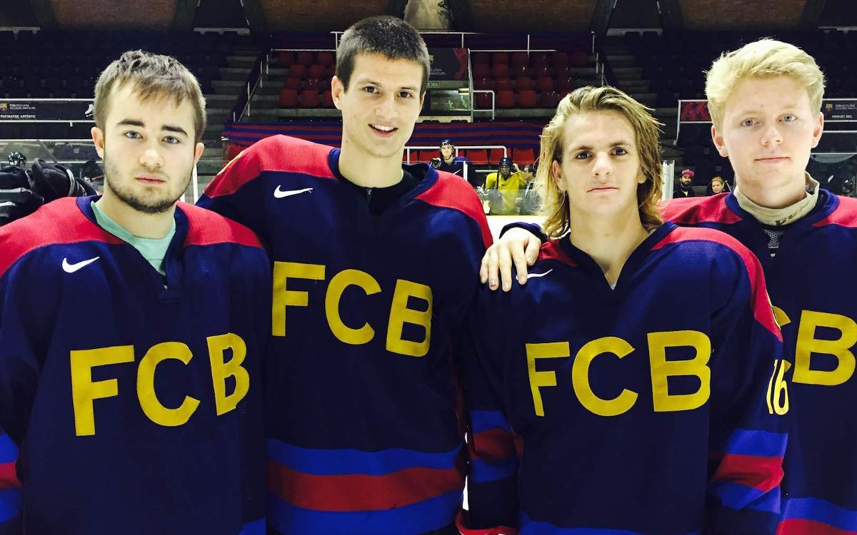 Numerosa representación azulgrana en las convocatorias de la selección española