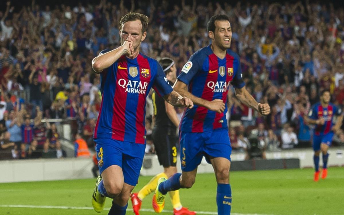 FC Barcelona v Las Palmas, Saturday 14 January at 4.15pm CET