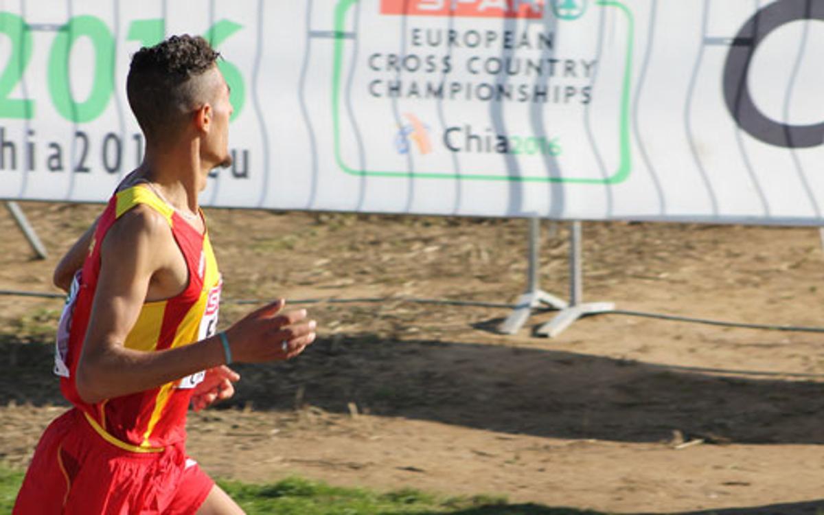 Dues medalles blaugrana a l'Europeu de Cros d'Atletisme