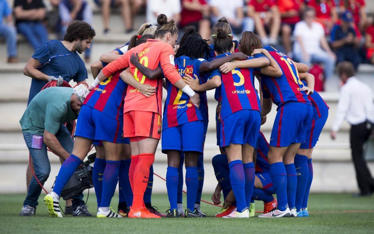 FC Barcelona Femenino - Athletic Club (previa): Plato fuerte en la Ciudad Deportiva