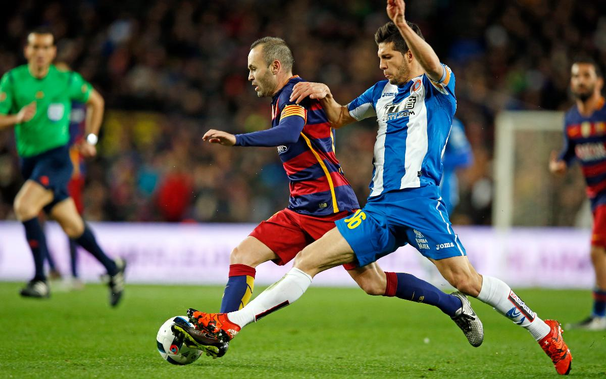 Espanyol in strong form ahead of Barcelona Derby