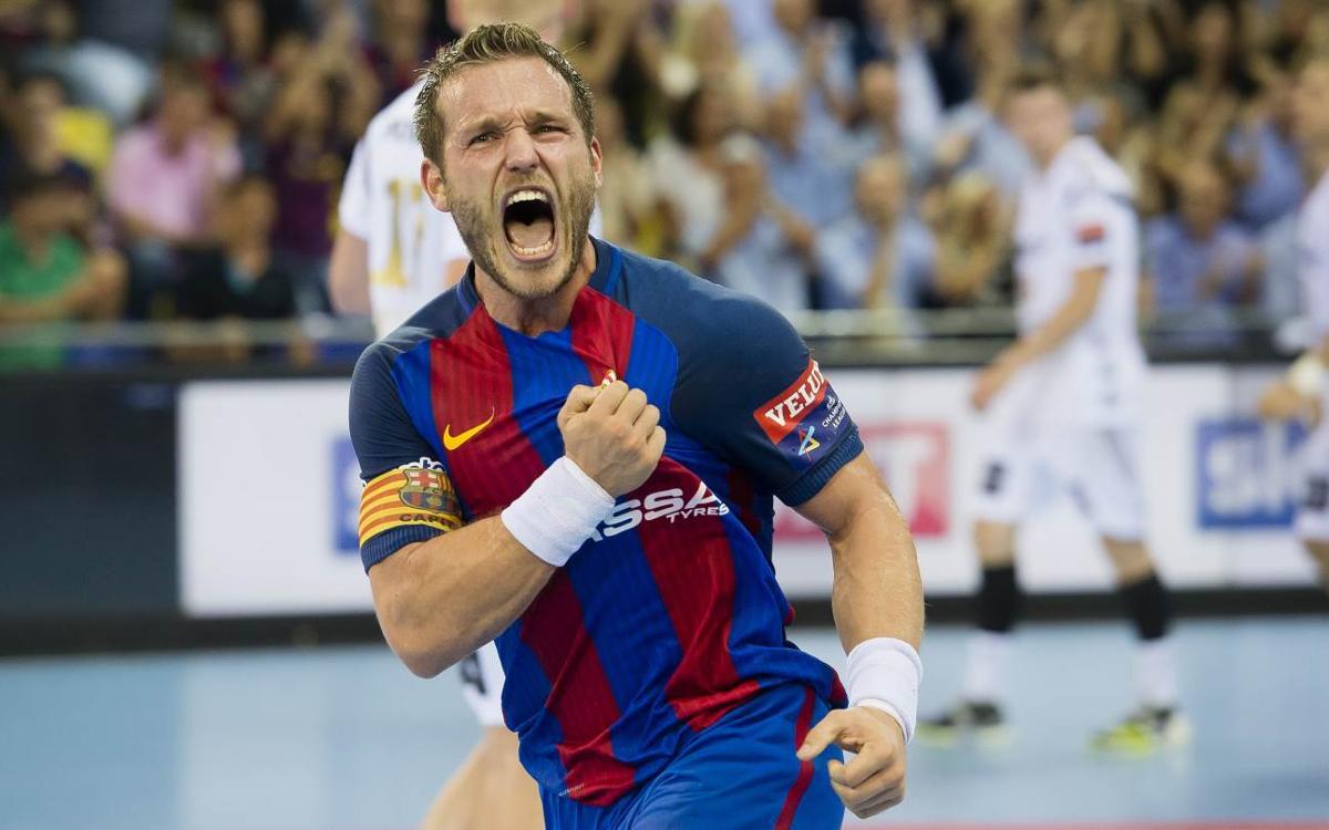 FC Barcelona Lassa – THW Kiel: Esclat de joia (26-25)