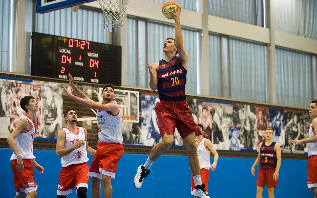 Nova setmana de triomfs en el bàsquet formatiu