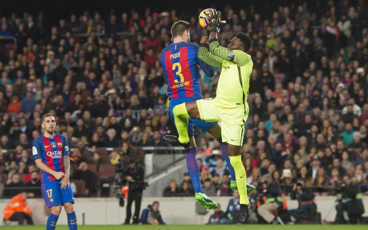 FC Barcelona - Màlaga CF: Doble mur impossible de batre (0-0)