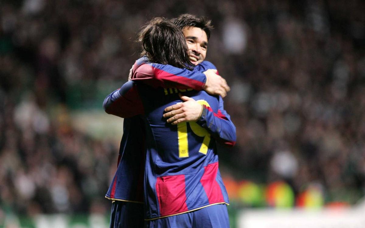 Revivez les buts inscrits au Celtic Park par le FC Barcelone