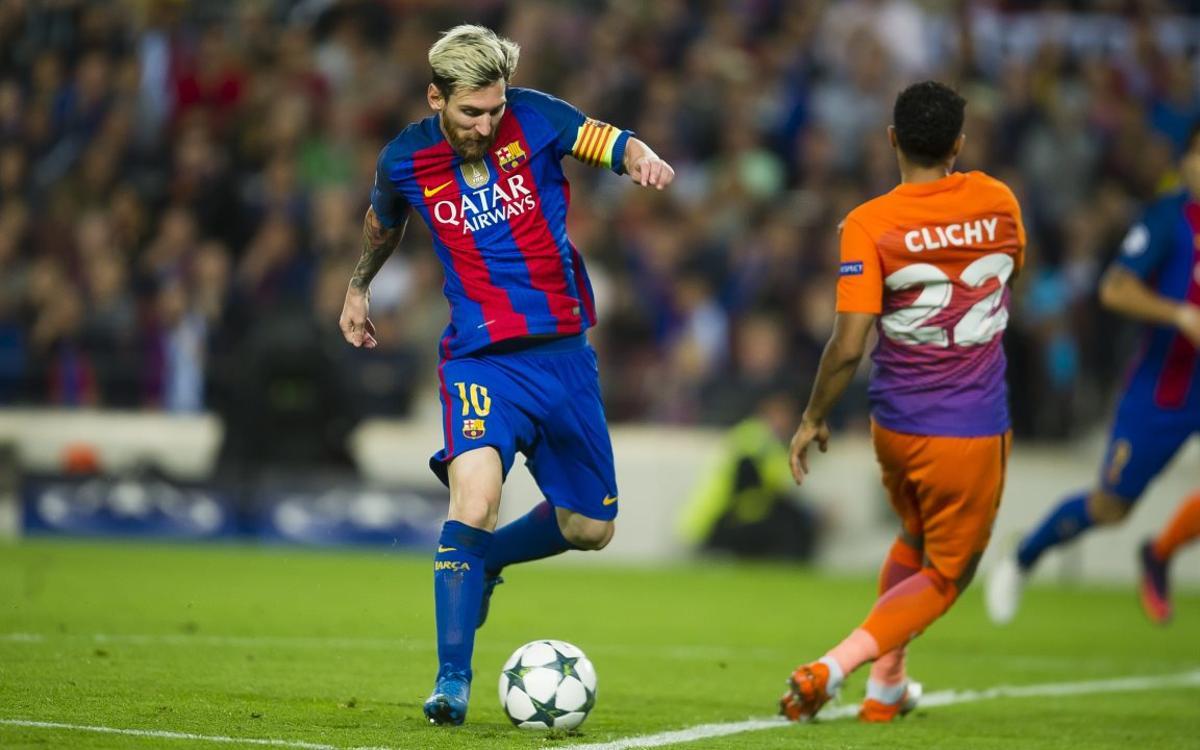 Tot el que has de saber del Manchester City - FC Barcelona