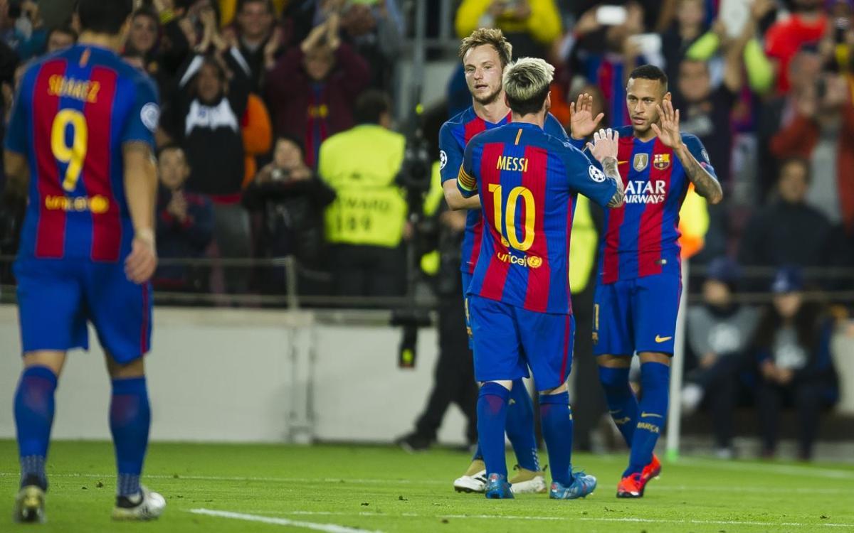 Match preview: Manchester City v FC Barcelona