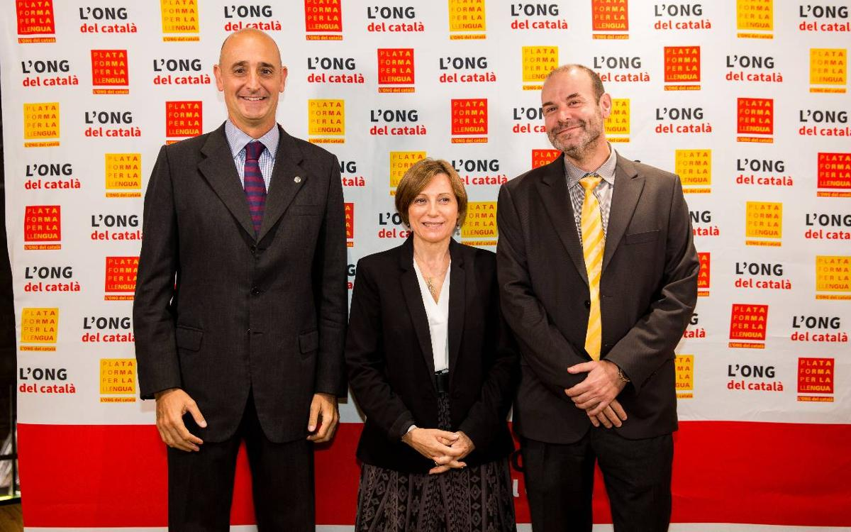 El Camp Nou acull l'assemblea d'ELEN, l'entitat que treballa per protegir i promocionar les llengües minoritàries