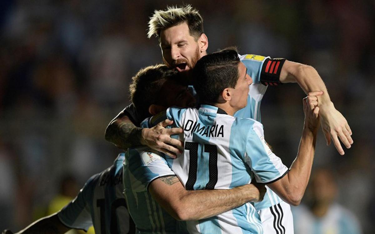 Messi fait renaître l'Argentine (3-0), Neymar et le Brésil leaders (0-2)
