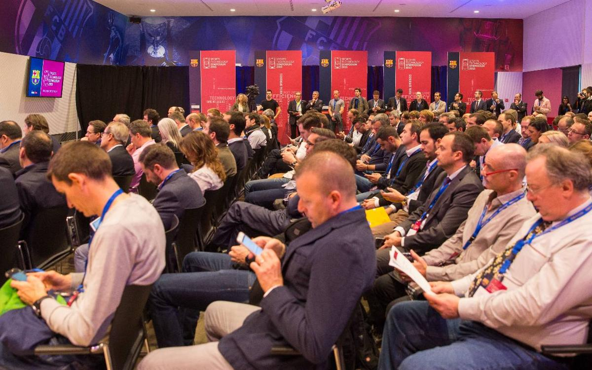 Registrations for 2016 Sports Technology Symposium hosted by FC Barcelona surpass 500