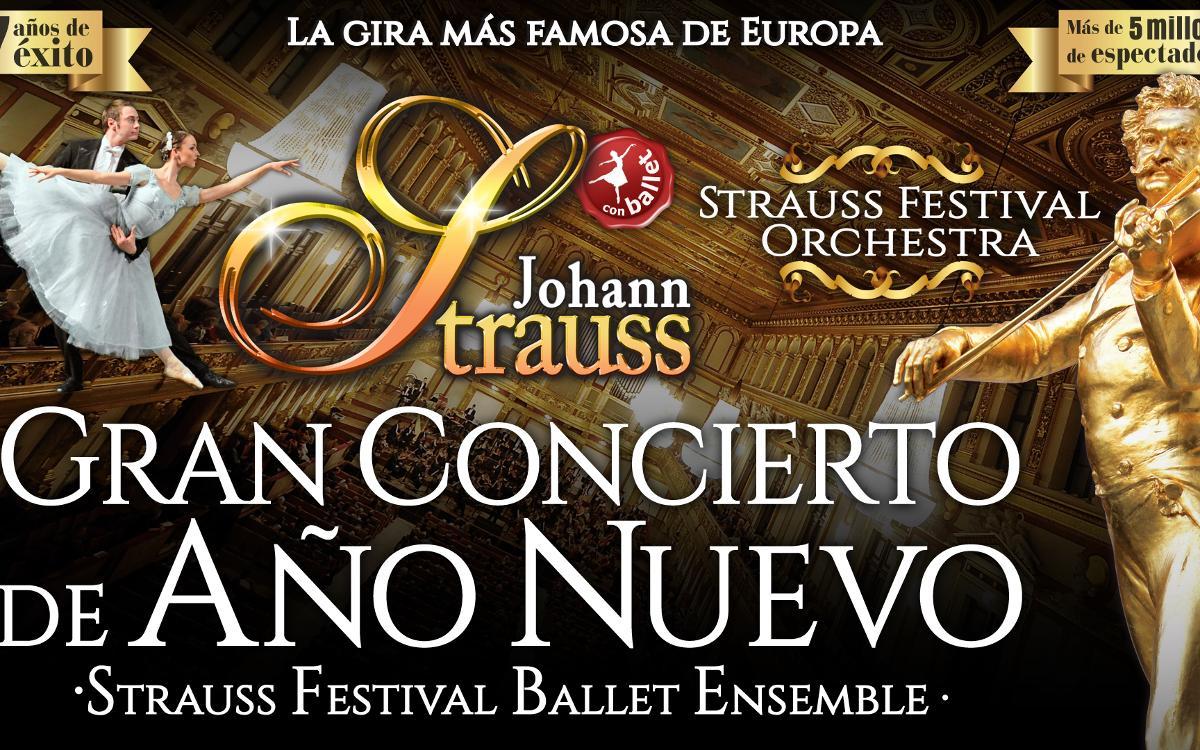 Descuento para el 'Gran concierto de Año Nuevo' en el Palau de la Música