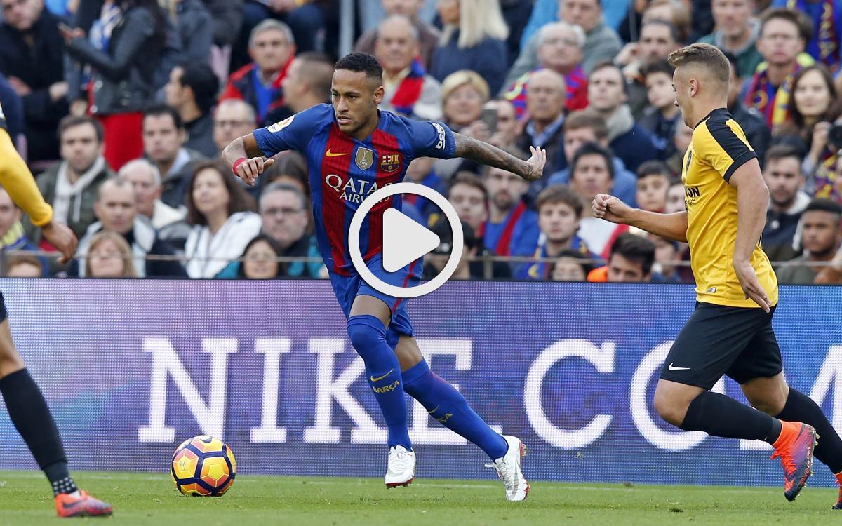 Le résumé de FC Barcelone - Malaga, en vidéo