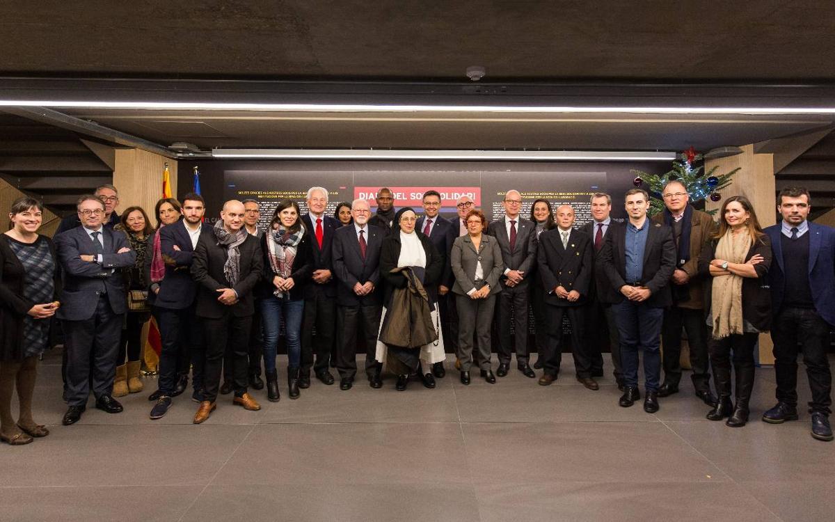 Gran èxit de la VI Diada del Soci Solidari
