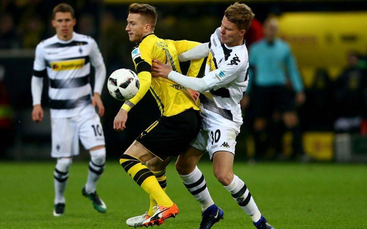 Rival watch: Chastening defeats for Borussia Mönchengladbach and Osasuna ahead of this week's games