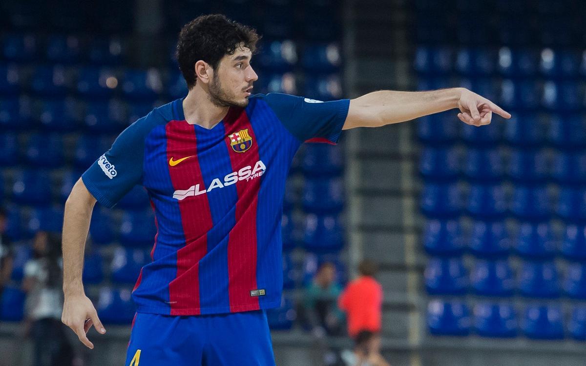 Marc Tolrà se estrena en una convocatoria de la selección española absoluta