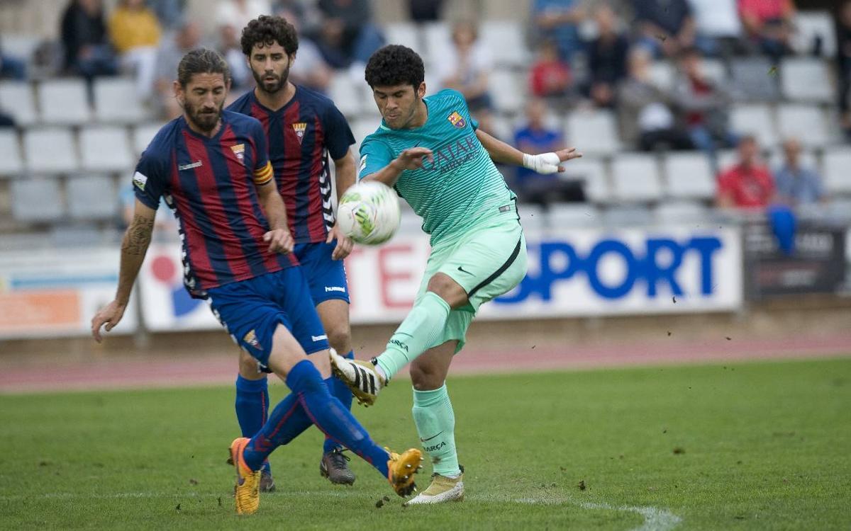 CD Eldense – Barça B: Partido trampa en Elda