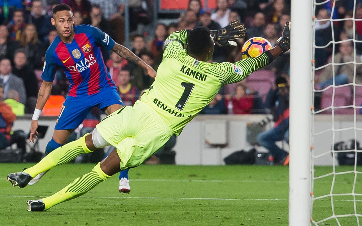 Punt final a 637 dies marcant sempre al Camp Nou a la Lliga