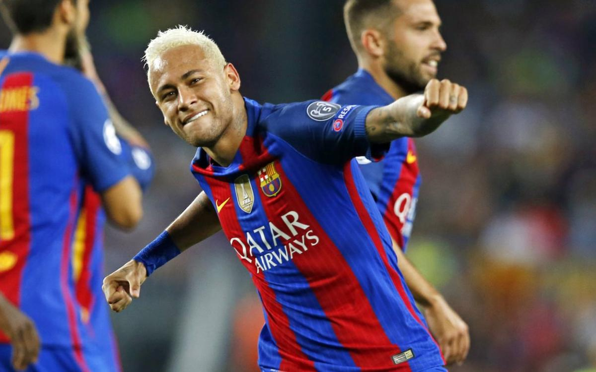 Neymar will sign his extension with FC Barcelona this Friday