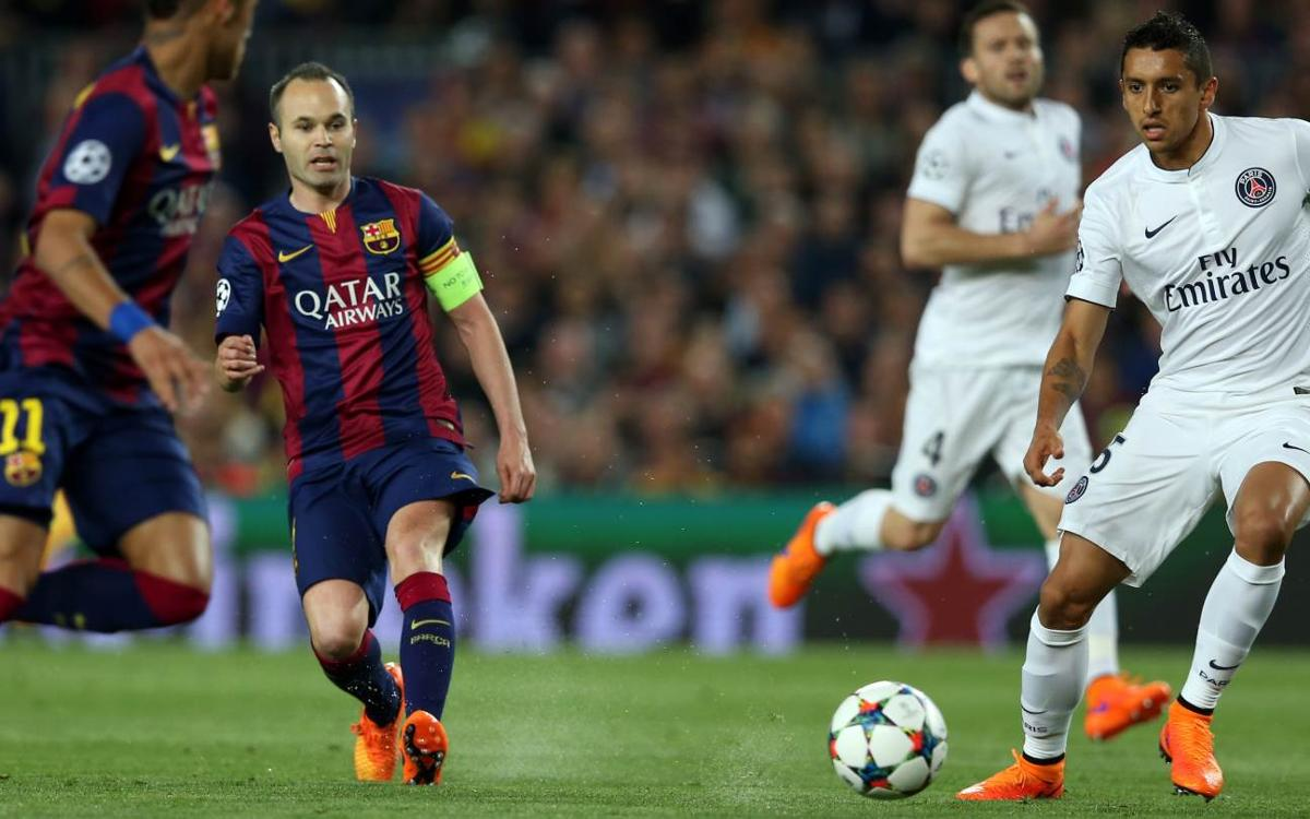 FC Barcelone - Paris Saint-Germain : Comme on se retrouve...