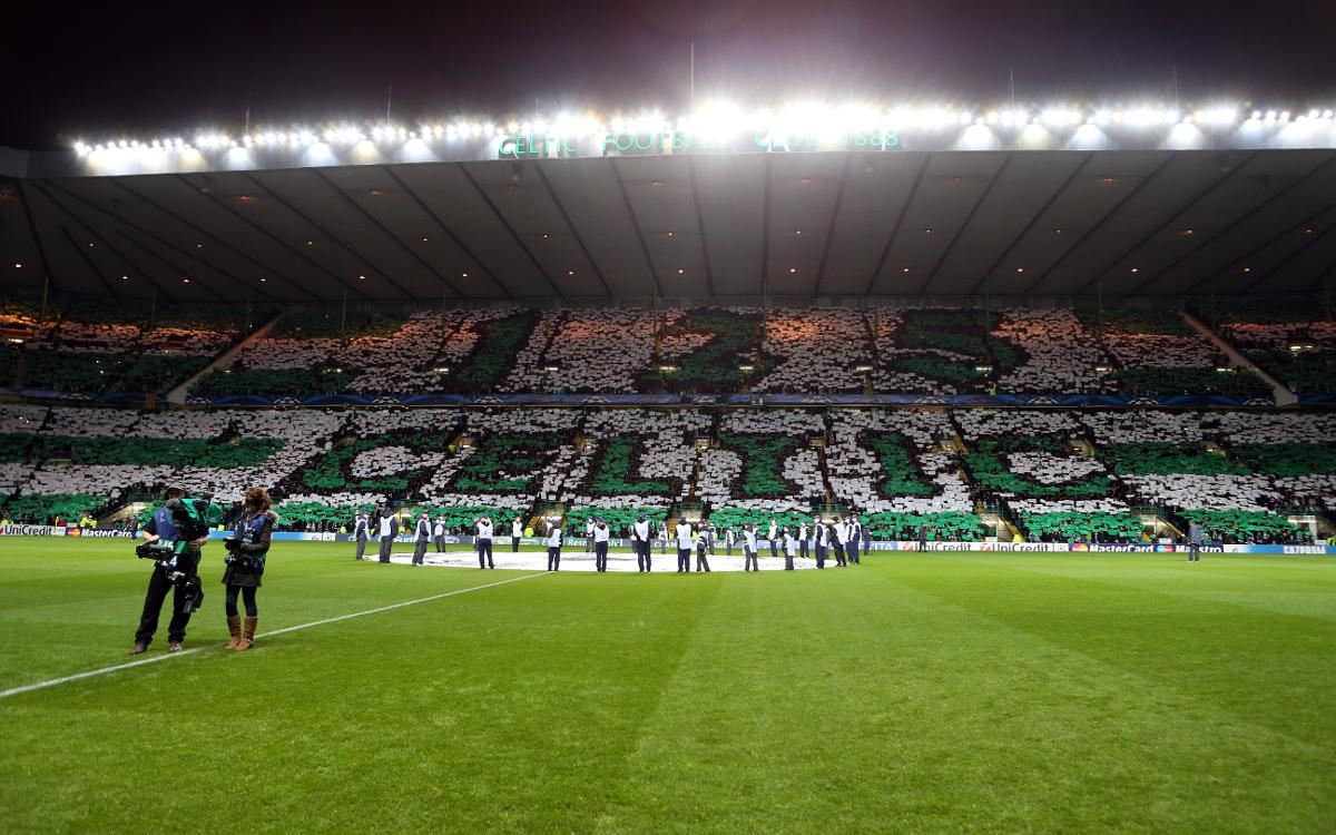 Celtic-Barça: Tickets awarded for the match in Celtic Park