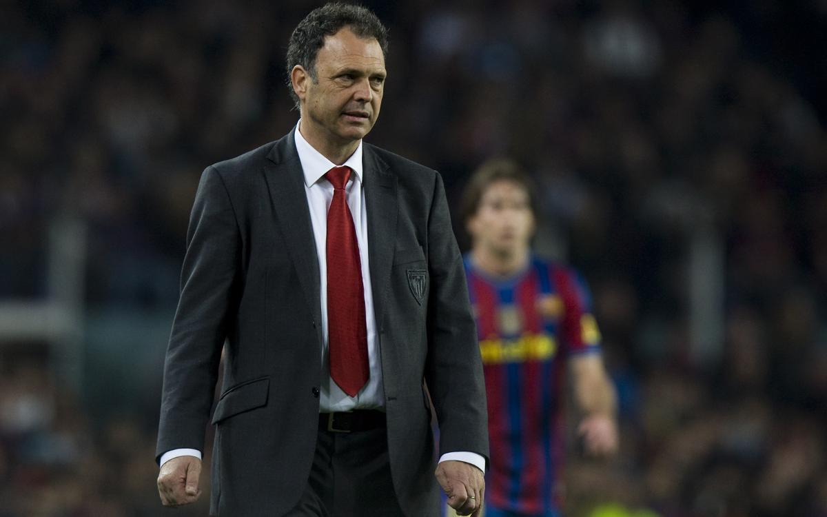 Caparrós y Barça, una rivalidad de 15 años