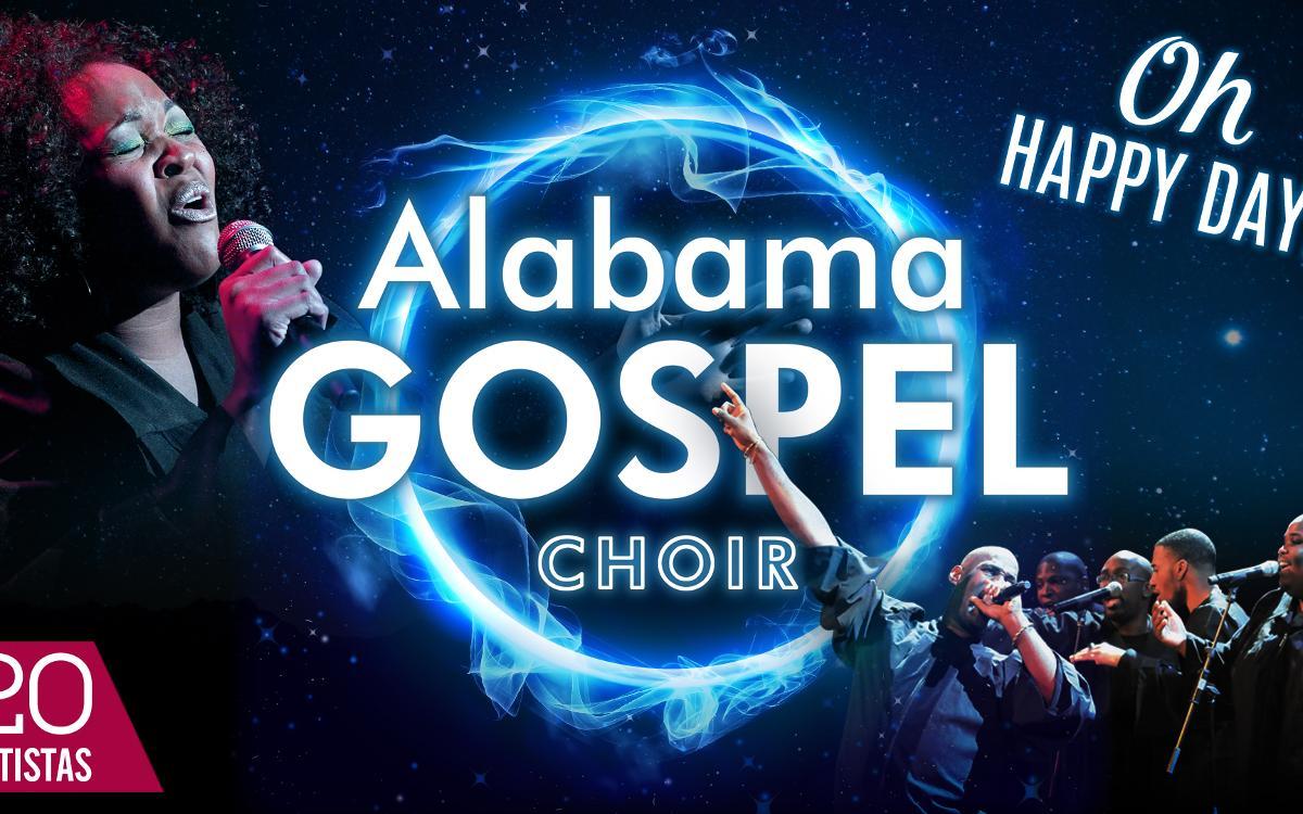 'Alabama Gospel Choir', al Palau de la Música amb descompte per a socis