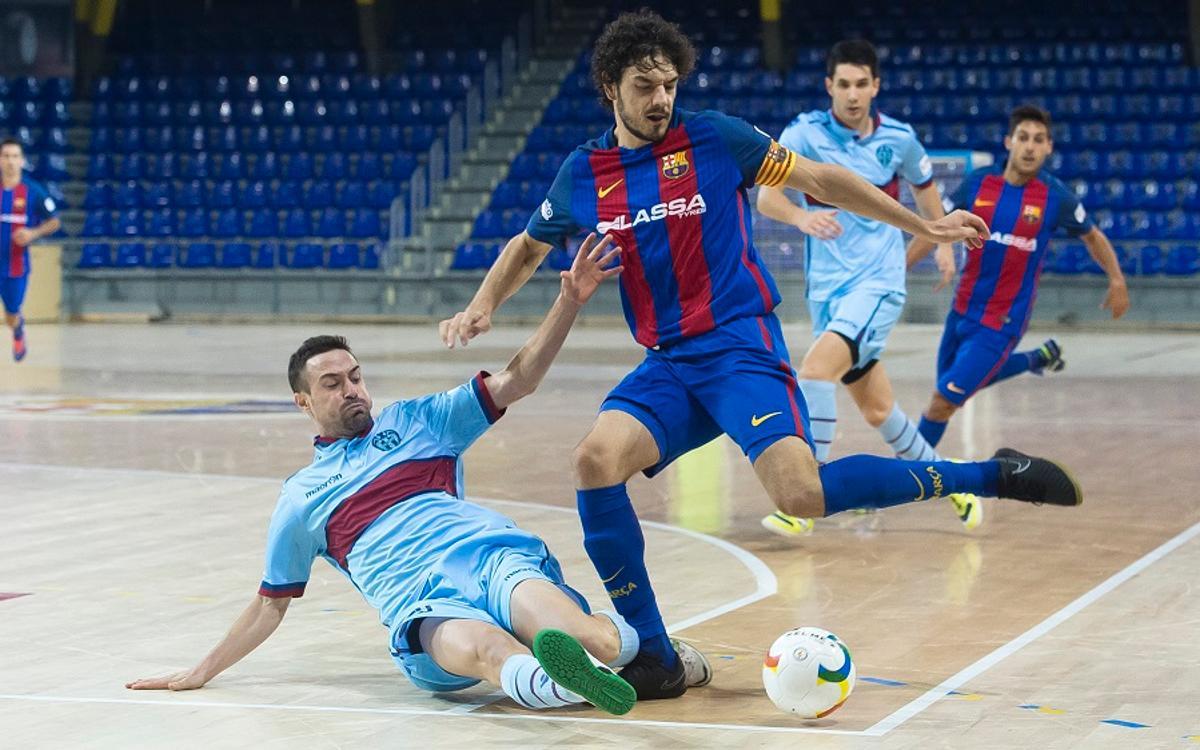 FC Barcelona Lassa-Llevant UD DM: Van a més (3-0)