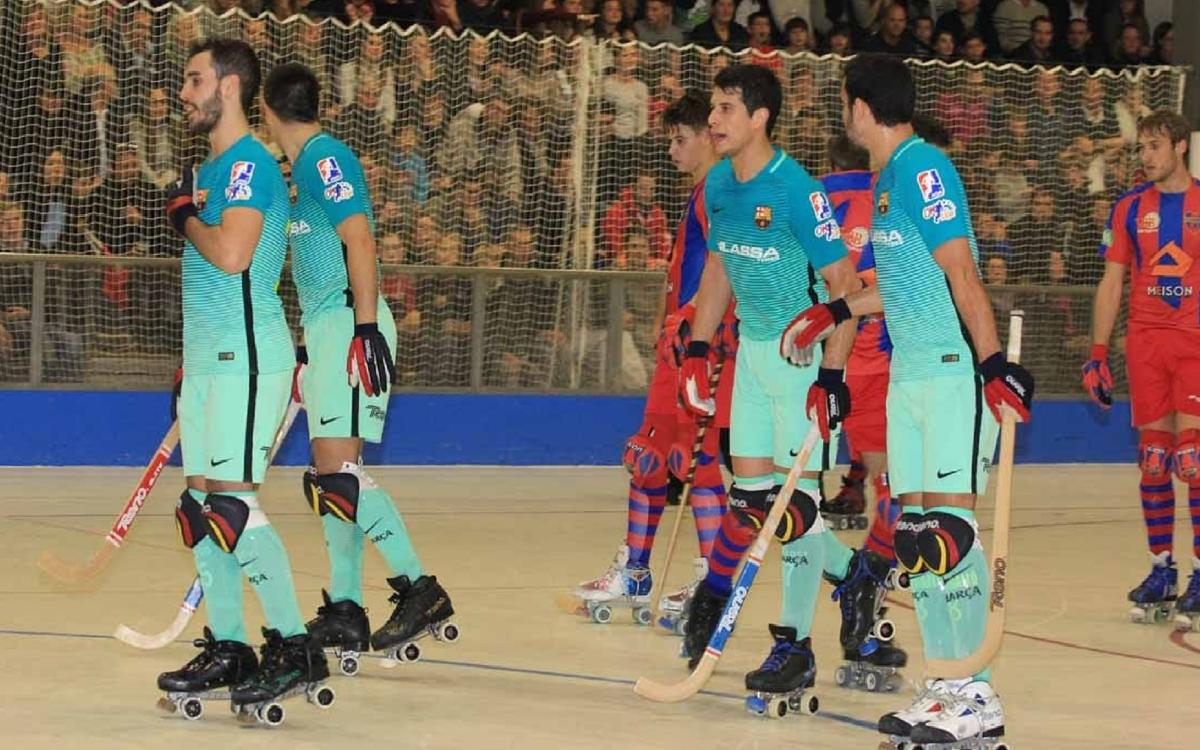 SA Mérignac 2-6 FC Barcelona Lassa: French test passed with flying colours (2-6)