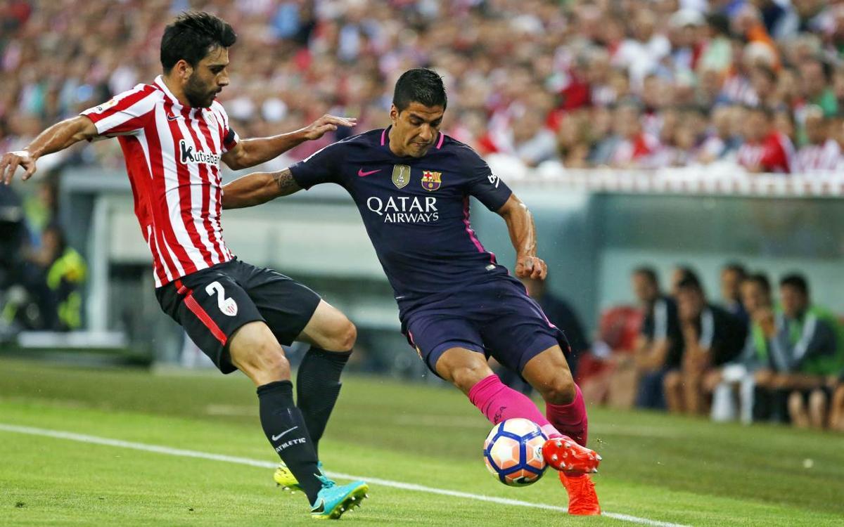 FC Barcelona drawn against Athletic Club in Copa del Rey last sixteen