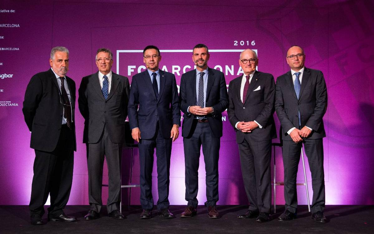 Presentados los FC Barcelona Photo Awards
