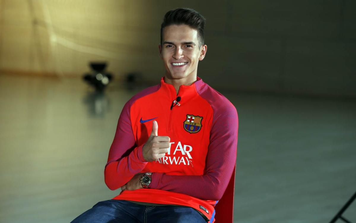 Denis Suárez: 'Whoever has more of the ball will have a better chance of winning'