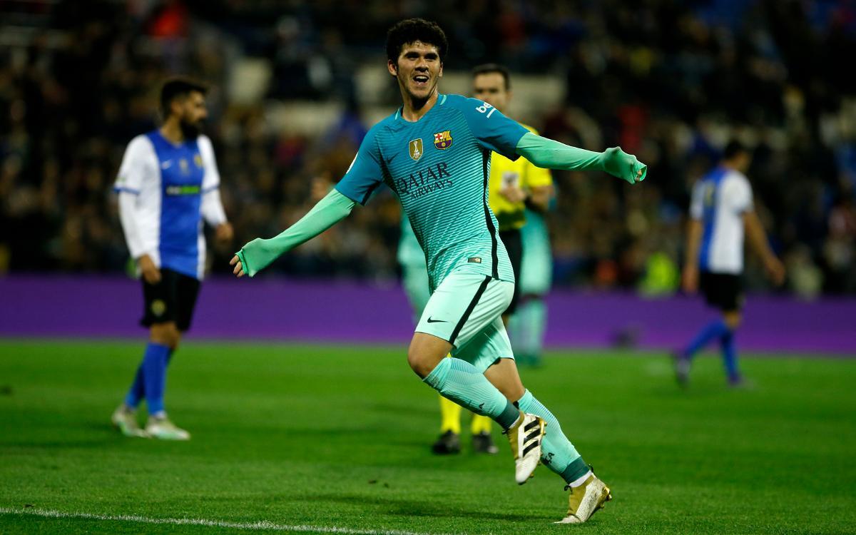Hércules CF v FC Barcelona: Holders held (1-1)