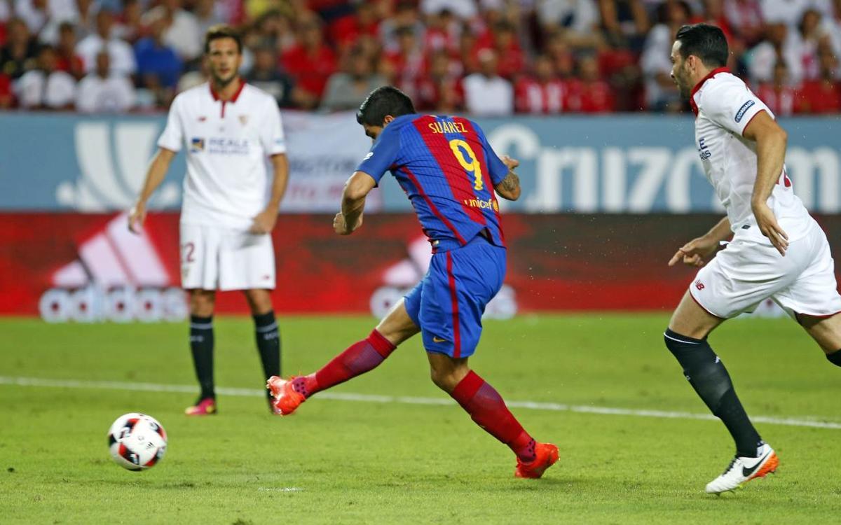 FC Barcelona looking to crack the Sánchez Pizjuán