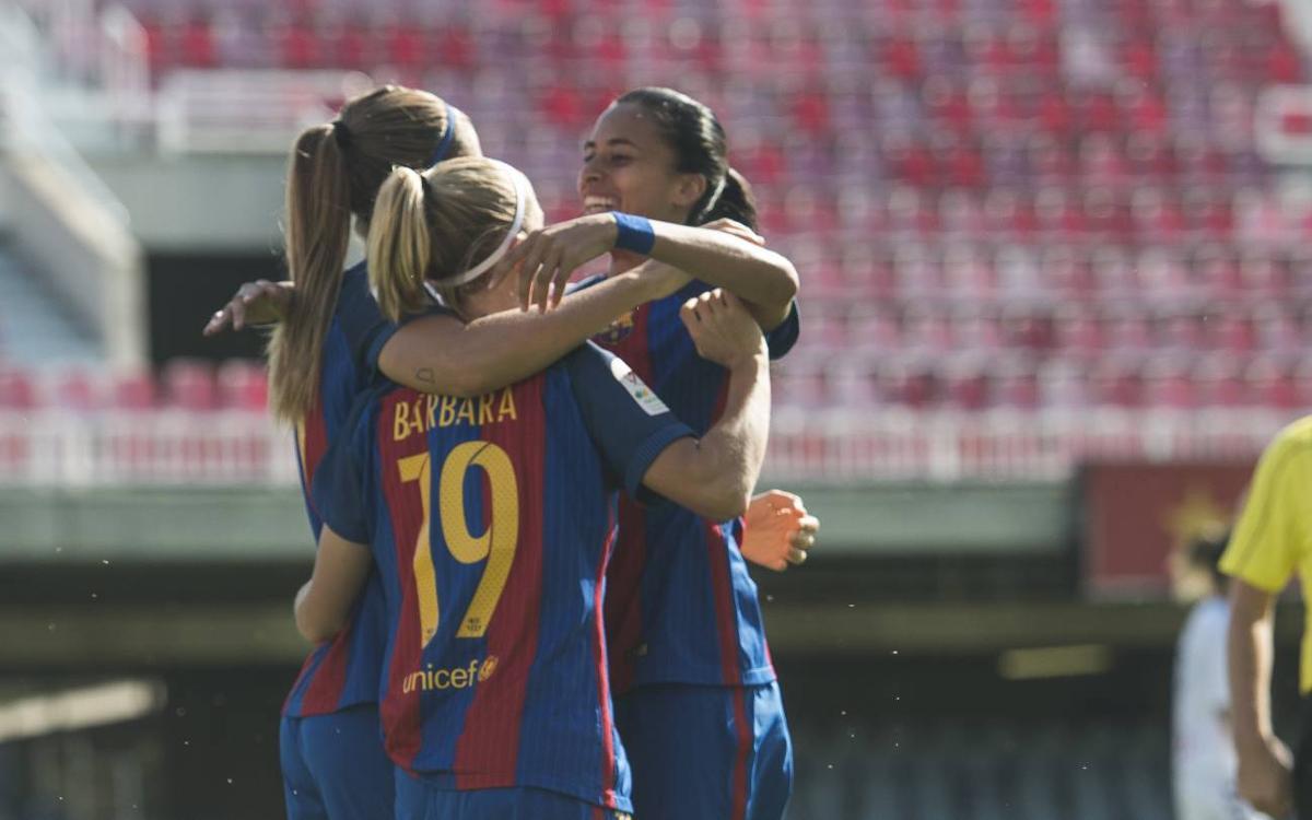 R. Betis - FC Barcelona Femenino (previa): Oportunidad de oro en Sevilla