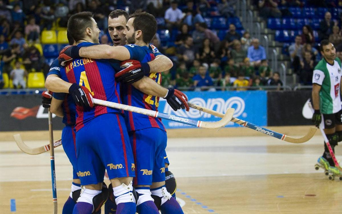 FC Barcelona Lassa v Alcobendas: The Catalans stretch winning run and remain on top of the league (7-3)