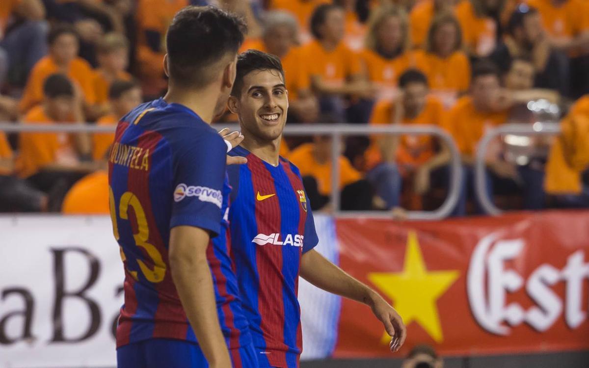 Final clàssica a la Copa Catalunya