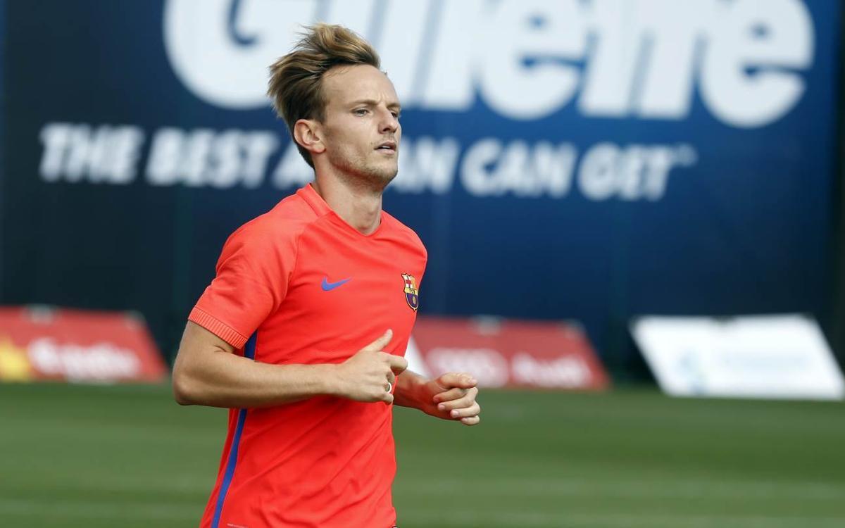 Injured Ivan Rakitic out of Croatia squad