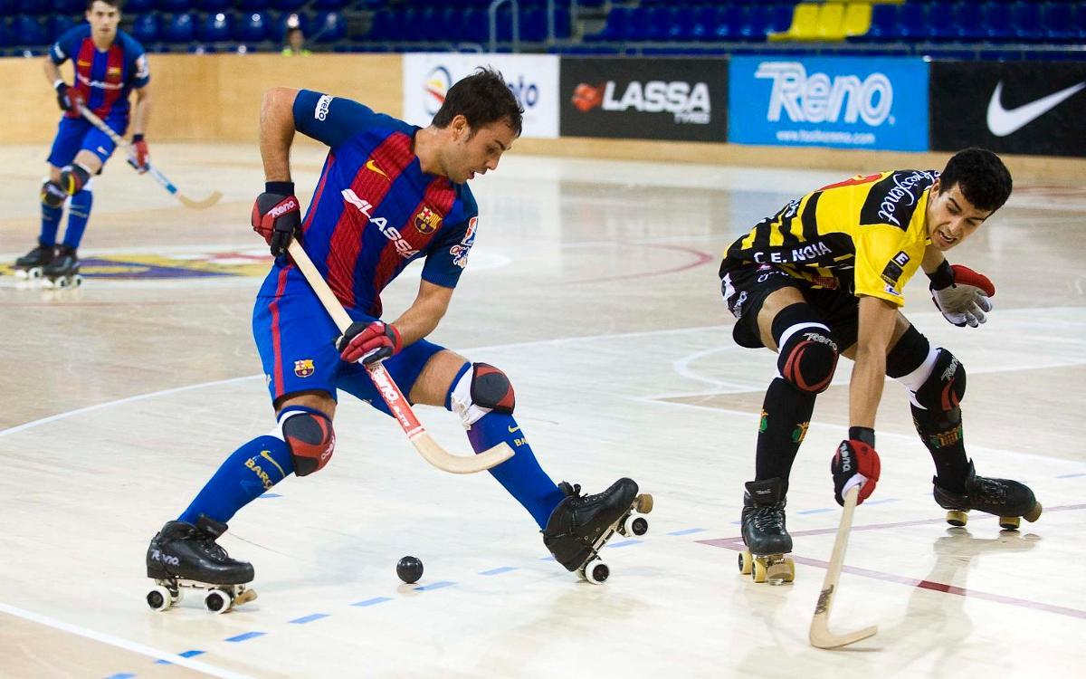 FC Barcelona Lassa – ICG Software Lleida: L'OK Lliga aterra al Palau