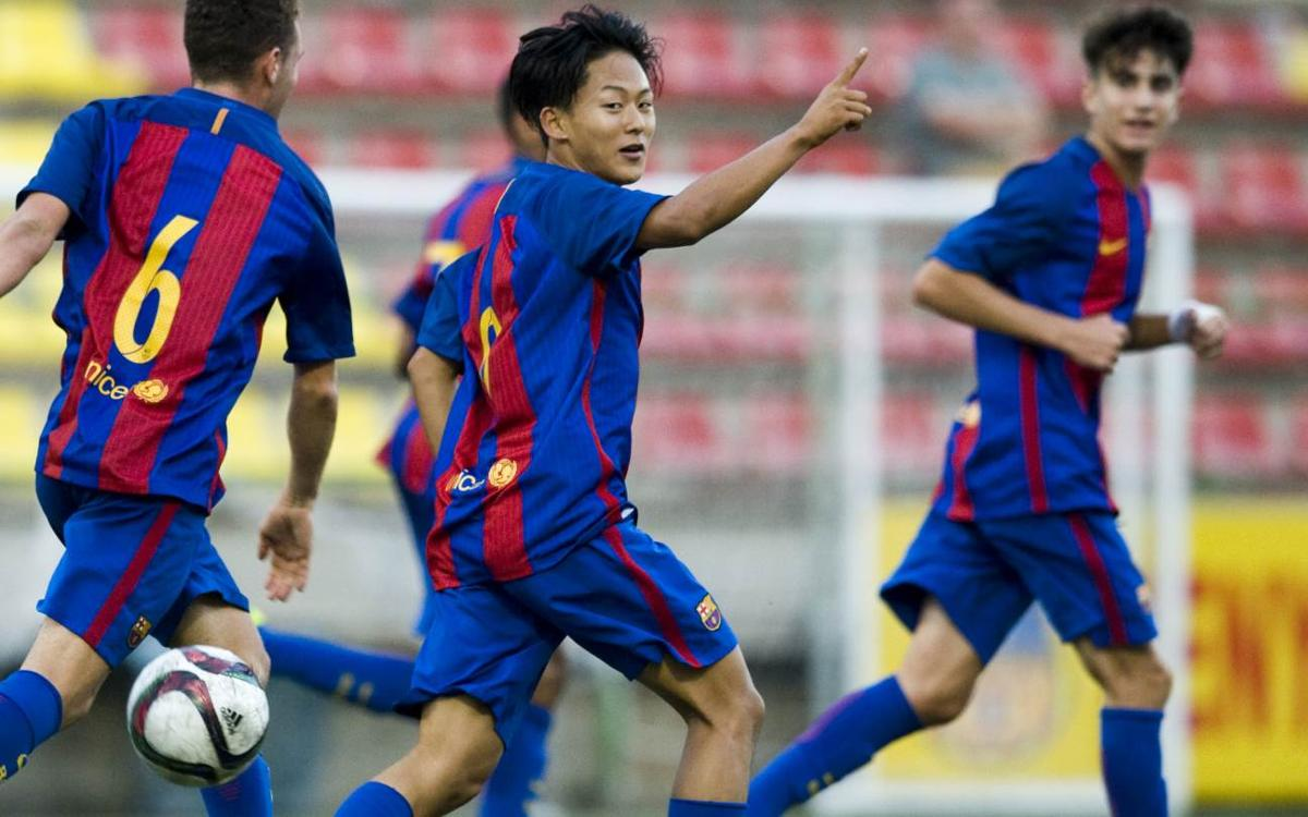 CE Sabadell v FC Barcelona U19: Perfect start to the season maintained (1-3)