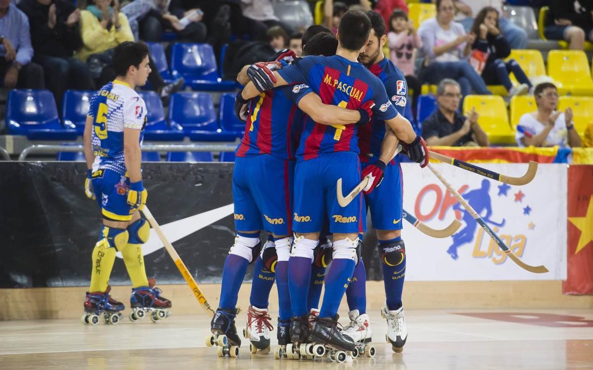 FC Barcelona Lassa – Recam Làser Caldes: Máxima fiabilidad (4-1)