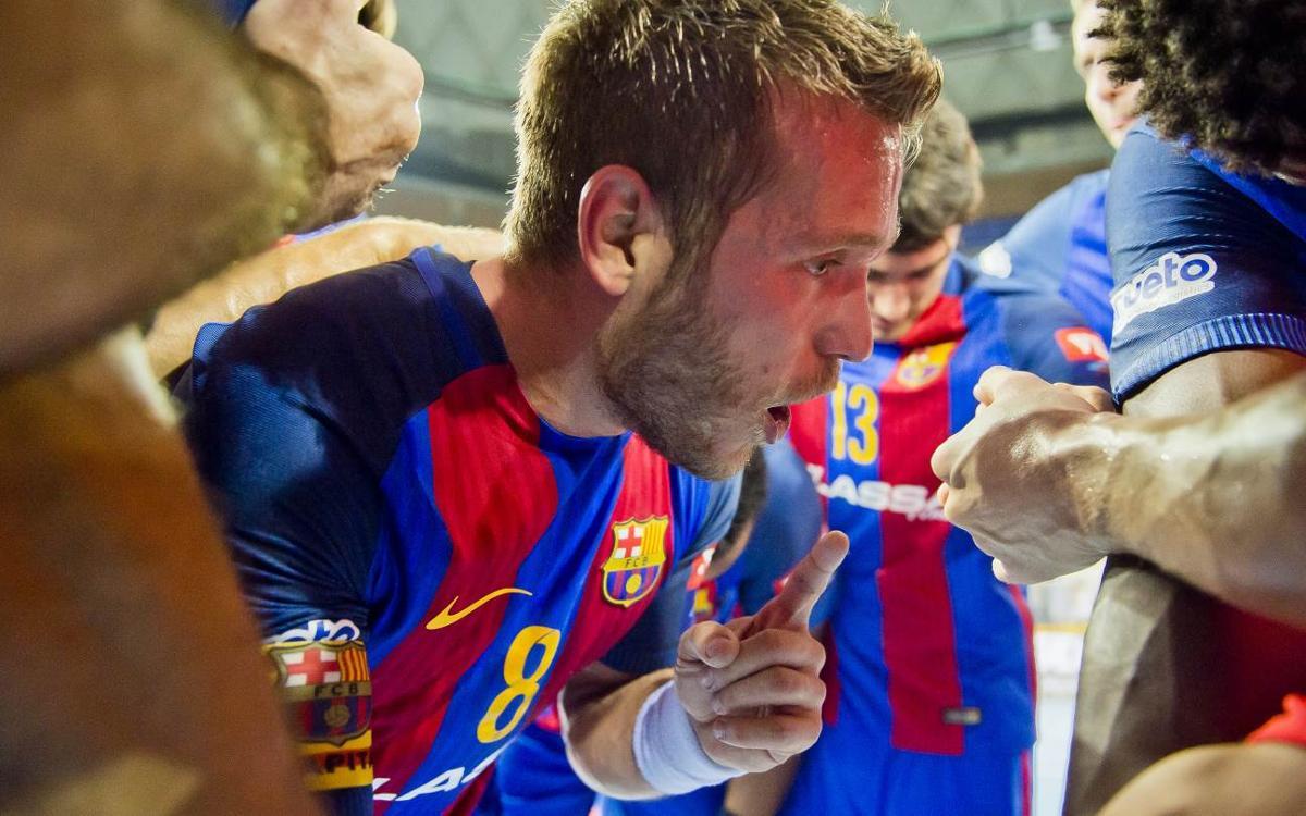 Barça - Veszprem: El mejor espectáculo del mundo