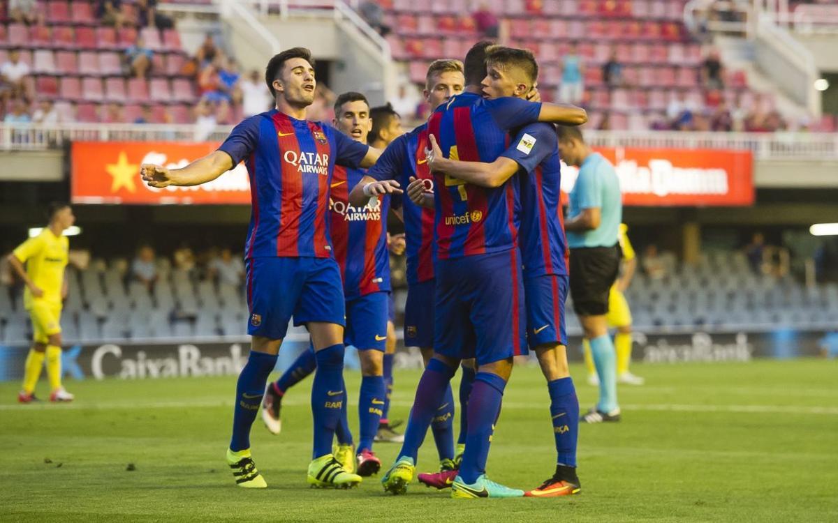 Barça B – Atlètic Balears: Fer del Mini un fortí