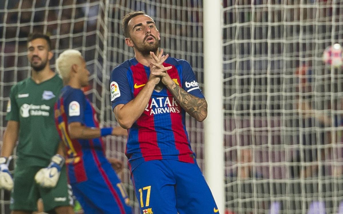 FC Barcelona v Alavés: Newboys stun Camp Nou (1-2)