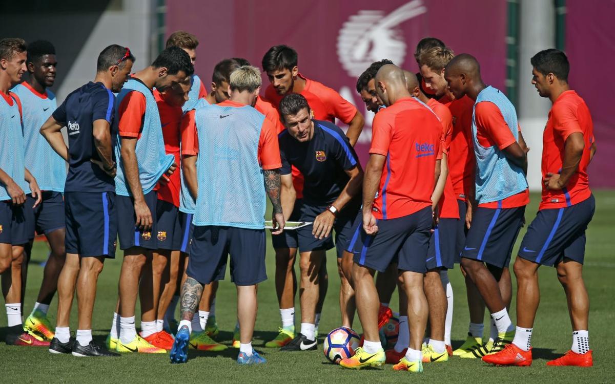 FC Barcelona schedule during international break