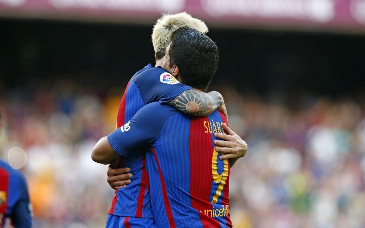 FC Barcelona v Atlético Madrid, Wednesday 21 September