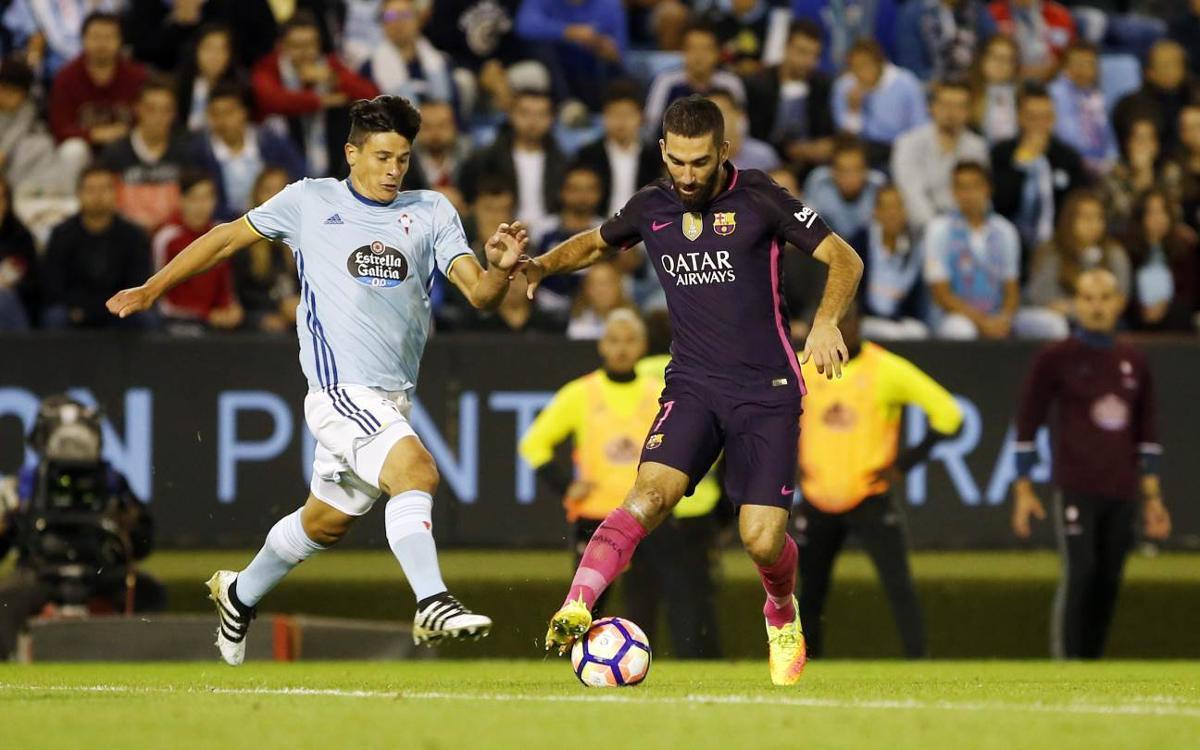 [LLIGA] El resum del Celta - FC Barcelona