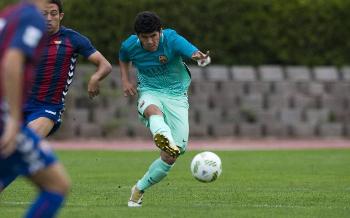 Atlètic Llevant – Barça B: Sumar per no perdre de vista el liderat