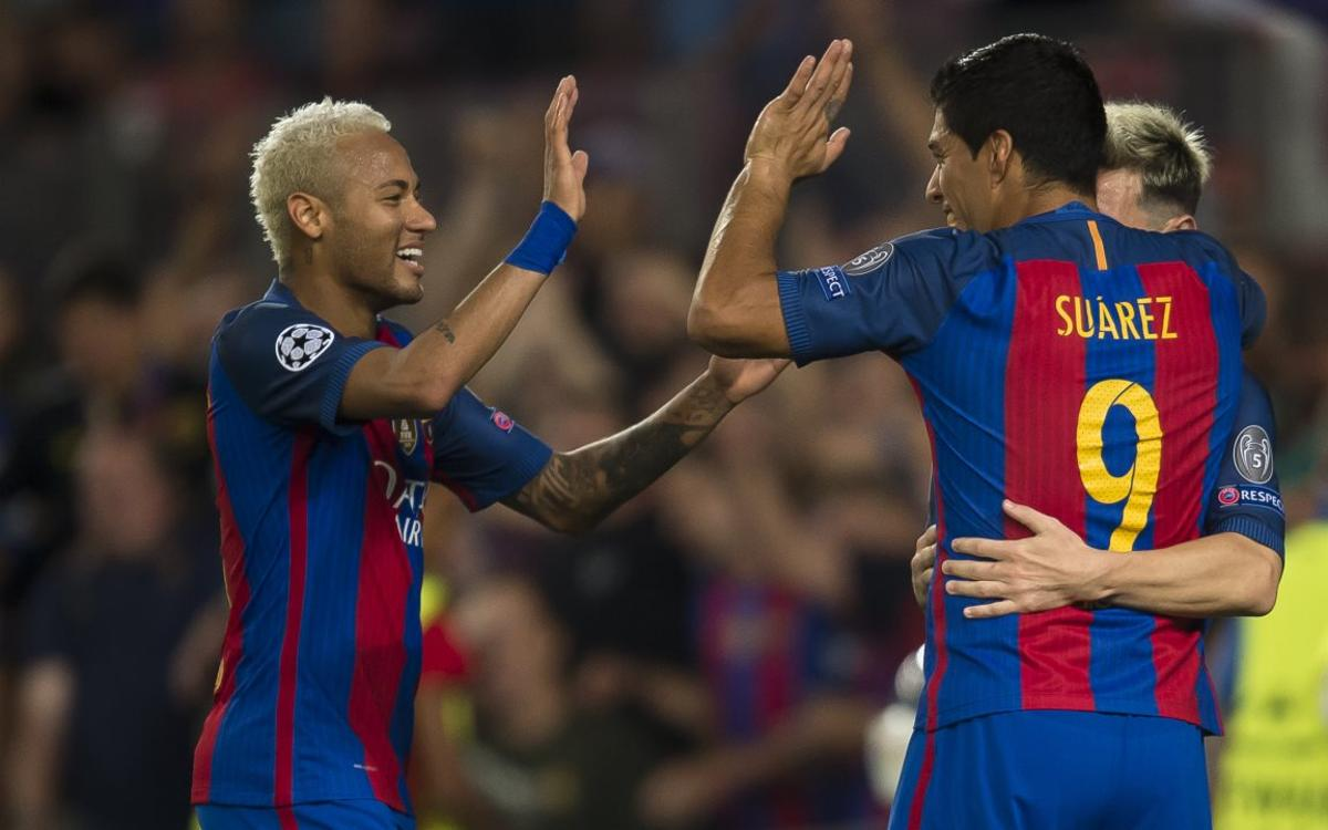 FC Barcelona face six games in 22 days in La Liga and the Champions League