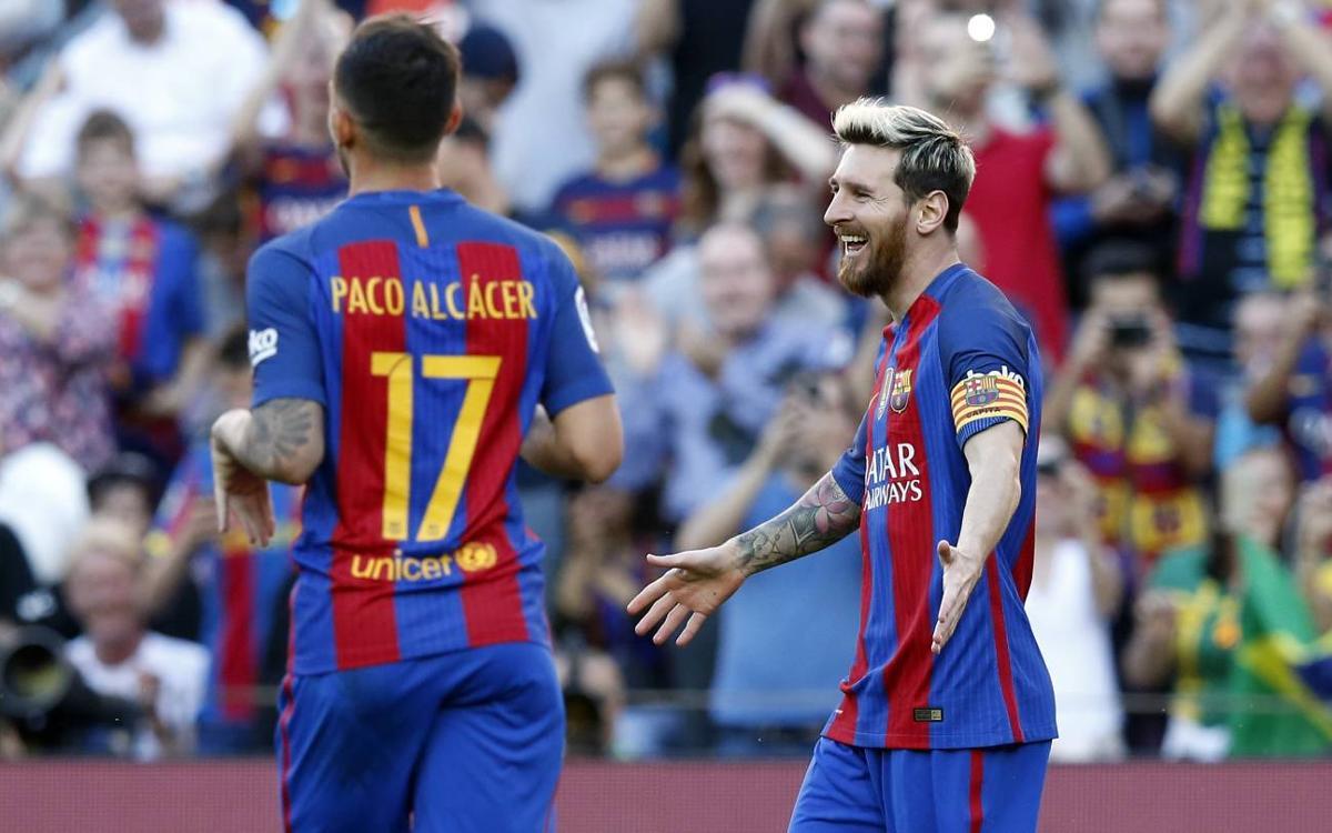 FC Barcelona - Granada CF: Carrera de obstáculos para la Liga